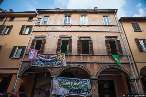 Occupazione via Solferino - © Michele Lapini