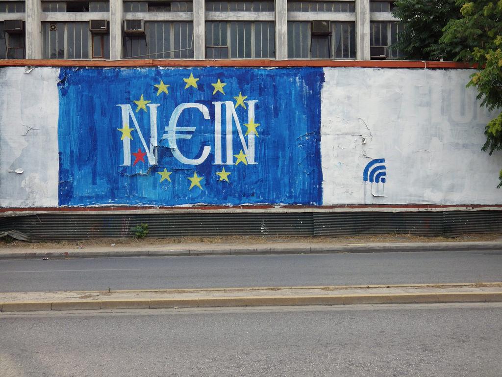 Murales di N_Grams, Atene (da flickr aesthetics of crisis)