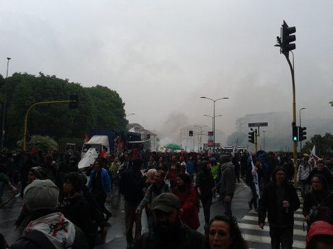 #NoExpoMayDay (foto Zic.it)