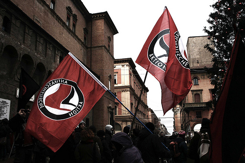 Bologna antifascista (foto Flavia Sistilli)