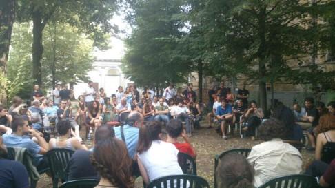 Assemblea Torino 22 giugno (foto tw @Det_John)