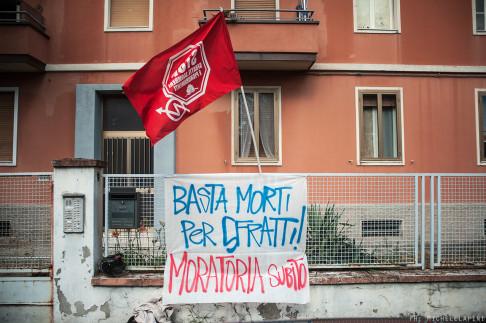 Picchetto antisfratto - © Michele Lapini