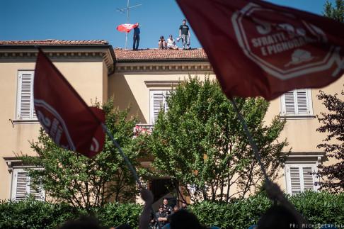 Sgombero Studentato Occupato Taksim