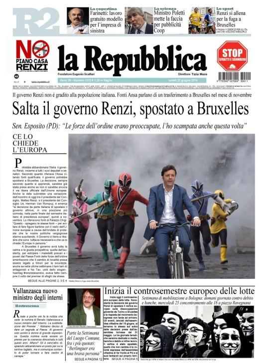 La Repubblica Renz2BIS
