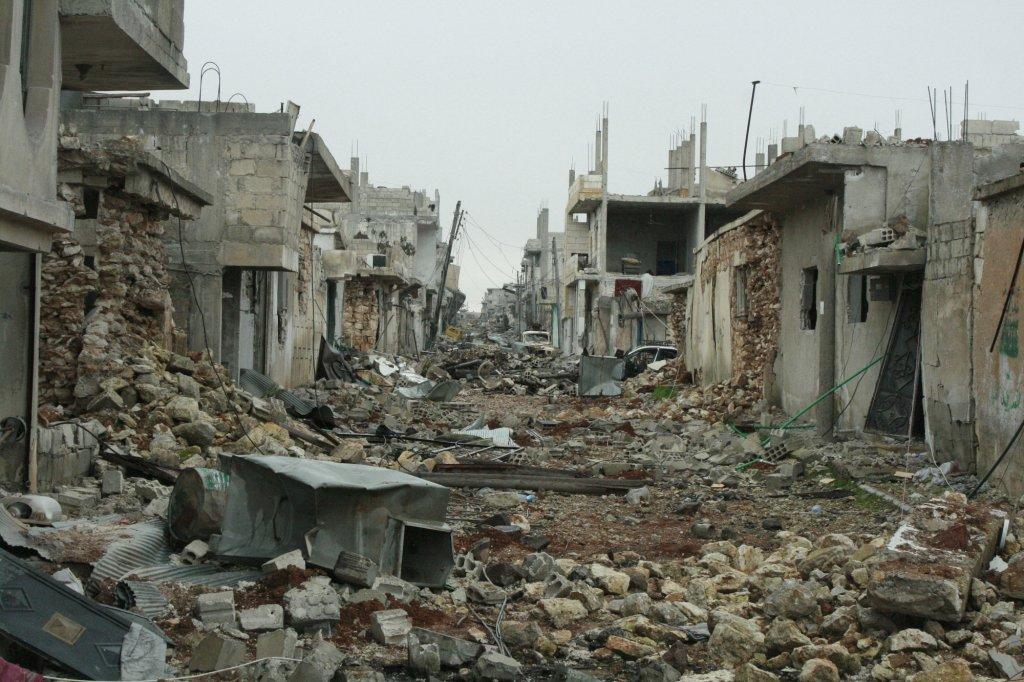 Dentro Kobanê (foto Rojava calling)