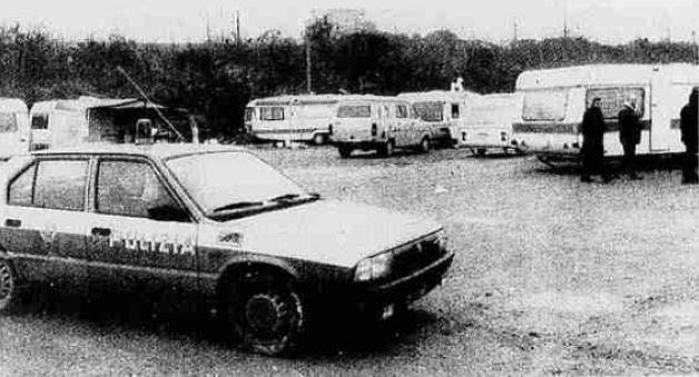 Campo di via Gobetti, dopo la strage
