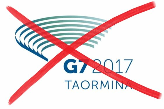 No G7 Taormina