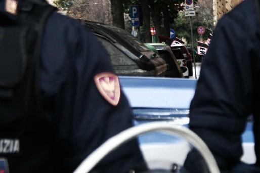 Polizia, Forza Nuova
